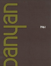 1961 Edition, Brigham Young University - Banyan Yearbook (Provo, UT)