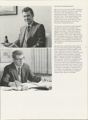 Page 13, 1972 Edition, Brigham Young University - Banyan Yearbook (Provo, UT) online yearbook collection