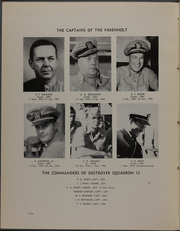Page 8, 1945 Edition, Farenholt (DD 491) - Naval Cruise Book online yearbook collection