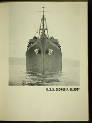 Page 9, 1945 Edition, George Elliott (AP 105) - Naval Cruise Book online yearbook collection