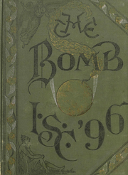 Page 1, 1896 Edition, Iowa State University - Bomb Yearbook (Ames, IA) online yearbook collection