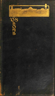 Page 1, 1908 Edition, Iowa State University - Bomb Yearbook (Ames, IA) online yearbook collection