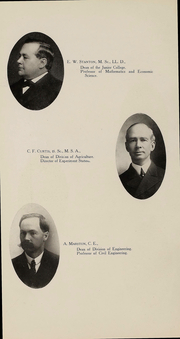 Page 14, 1908 Edition, Iowa State University - Bomb Yearbook (Ames, IA) online yearbook collection