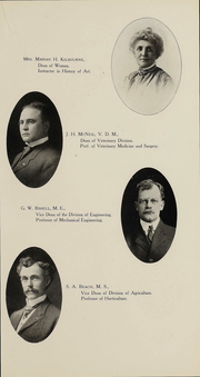 Page 15, 1908 Edition, Iowa State University - Bomb Yearbook (Ames, IA) online yearbook collection