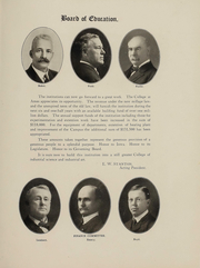 Page 13, 1912 Edition, Iowa State University - Bomb Yearbook (Ames, IA) online yearbook collection