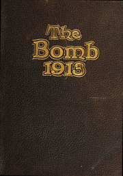 Page 1, 1913 Edition, Iowa State University - Bomb Yearbook (Ames, IA) online yearbook collection