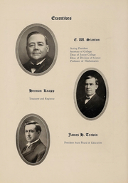 Page 13, 1913 Edition, Iowa State University - Bomb Yearbook (Ames, IA) online yearbook collection