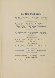 Page 7, 1913 Edition, Iowa State University - Bomb Yearbook (Ames, IA) online yearbook collection