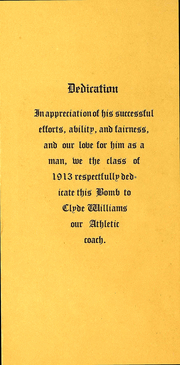 Page 8, 1913 Edition, Iowa State University - Bomb Yearbook (Ames, IA) online yearbook collection
