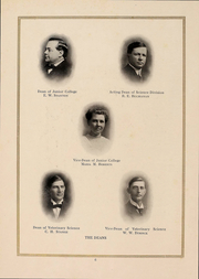 Page 10, 1915 Edition, Iowa State University - Bomb Yearbook (Ames, IA) online yearbook collection