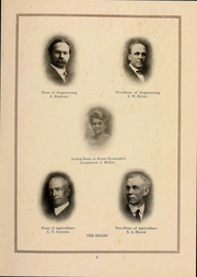 Page 9, 1915 Edition, Iowa State University - Bomb Yearbook (Ames, IA) online yearbook collection