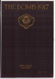 Page 1, 1917 Edition, Iowa State University - Bomb Yearbook (Ames, IA) online yearbook collection