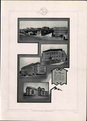 Page 17, 1917 Edition, Iowa State University - Bomb Yearbook (Ames, IA) online yearbook collection