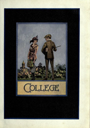 Page 15, 1923 Edition, Iowa State University - Bomb Yearbook (Ames, IA) online yearbook collection