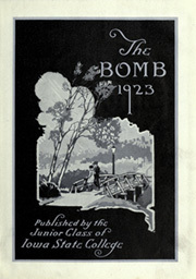 Page 7, 1923 Edition, Iowa State University - Bomb Yearbook (Ames, IA) online yearbook collection