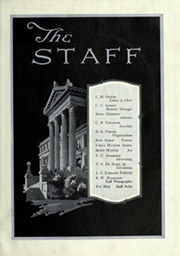 Page 9, 1923 Edition, Iowa State University - Bomb Yearbook (Ames, IA) online yearbook collection