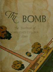 Page 7, 1927 Edition, Iowa State University - Bomb Yearbook (Ames, IA) online yearbook collection