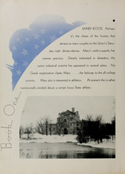Page 16, 1935 Edition, Iowa State University - Bomb Yearbook (Ames, IA) online yearbook collection