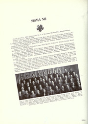 Page 266, 1939 Edition, Iowa State University - Bomb Yearbook (Ames, IA) online yearbook collection