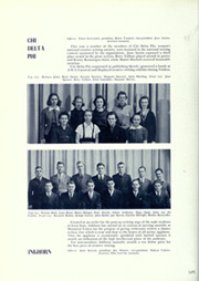 Page 52, 1939 Edition, Iowa State University - Bomb Yearbook (Ames, IA) online yearbook collection