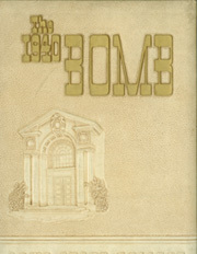 Page 1, 1940 Edition, Iowa State University - Bomb Yearbook (Ames, IA) online yearbook collection