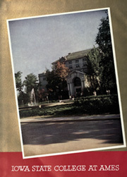 Page 6, 1940 Edition, Iowa State University - Bomb Yearbook (Ames, IA) online yearbook collection