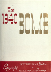 Page 7, 1940 Edition, Iowa State University - Bomb Yearbook (Ames, IA) online yearbook collection
