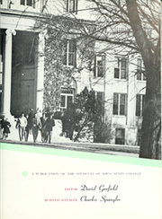 Page 7, 1949 Edition, Iowa State University - Bomb Yearbook (Ames, IA) online yearbook collection