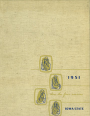 1951 Edition, Iowa State University - Bomb Yearbook (Ames, IA)