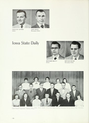 Page 182, 1951 Edition, Iowa State University - Bomb Yearbook (Ames, IA) online yearbook collection