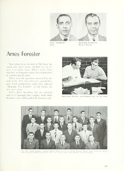 Page 187, 1951 Edition, Iowa State University - Bomb Yearbook (Ames, IA) online yearbook collection