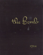 1954 Edition, Iowa State University - Bomb Yearbook (Ames, IA)