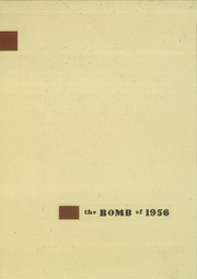 1956 Edition, Iowa State University - Bomb Yearbook (Ames, IA)