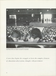 Page 16, 1961 Edition, Iowa State University - Bomb Yearbook (Ames, IA) online yearbook collection