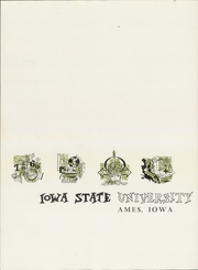 Page 5, 1961 Edition, Iowa State University - Bomb Yearbook (Ames, IA) online yearbook collection