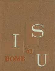 1963 Edition, Iowa State University - Bomb Yearbook (Ames, IA)