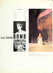 Page 5, 1968 Edition, Iowa State University - Bomb Yearbook (Ames, IA) online yearbook collection