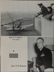 Page 13, 1945 Edition, Hancock (CV 19) - Naval Cruise Book online yearbook collection