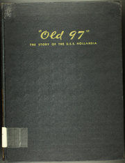 1945 Edition, Hollandia (CVE 97) - Naval Cruise Book