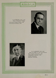 Page 15, 1926 Edition, Marshall University - Chief Justice Yearbook (Huntington, WV) online yearbook collection