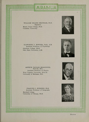 Page 17, 1926 Edition, Marshall University - Chief Justice Yearbook (Huntington, WV) online yearbook collection