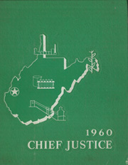 Page 1, 1960 Edition, Marshall University - Chief Justice Yearbook (Huntington, WV) online yearbook collection