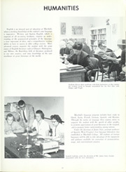 Page 17, 1960 Edition, Marshall University - Chief Justice Yearbook (Huntington, WV) online yearbook collection