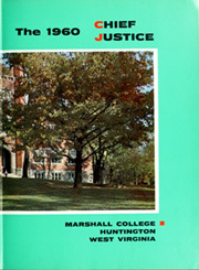 Page 9, 1960 Edition, Marshall University - Chief Justice Yearbook (Huntington, WV) online yearbook collection