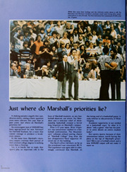 Page 10, 1978 Edition, Marshall University - Chief Justice Yearbook (Huntington, WV) online yearbook collection