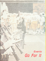 Page 13, 1981 Edition, Marshall University - Chief Justice Yearbook (Huntington, WV) online yearbook collection