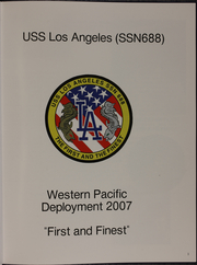 Page 3, 2007 Edition, Los Angeles (SSN 688) - Naval Cruise Book online yearbook collection