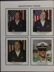 Page 8, 2007 Edition, Los Angeles (SSN 688) - Naval Cruise Book online yearbook collection