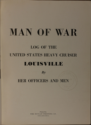 Page 5, 1946 Edition, Louisville (CA 28) - Naval Cruise Book online yearbook collection