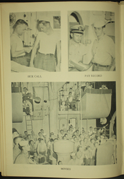 Page 16, 1953 Edition, McClelland (DE 750) - Naval Cruise Book online yearbook collection